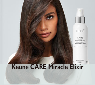 Keune CARE Miracle Elixir - волшебное преображение ваших волос