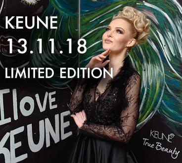 Театр KEUNE, перфоманс LIMITED EDITION, искусство и мода.
